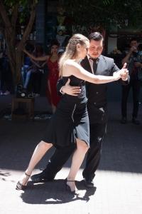 dance South America