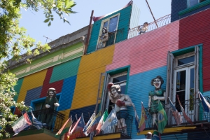 Buenos Aires Art caminito
