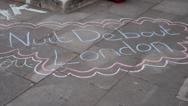 Nuit Debout London