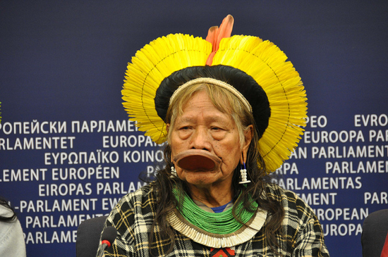 Raoni Kayapo leader.png
