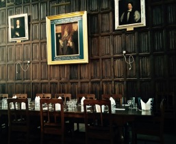 Christ Church Dining Hall Hogwarts Drops Of Wander